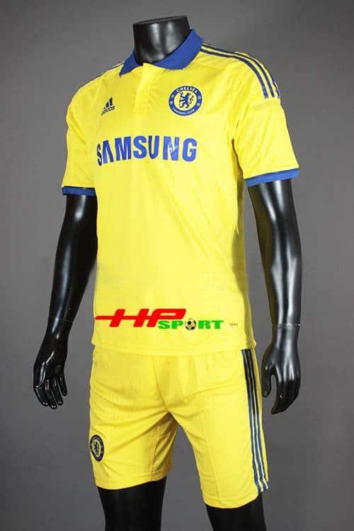 Bộ quần Áo Chelsea 2014-2015 sân khách