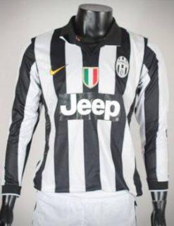 Áo Juventus 2014-2015 sân nhà tay dài