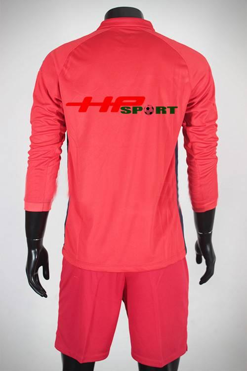 Mặt sau Áo PSG 2014-2015 mẫu thứ 3 tay dài