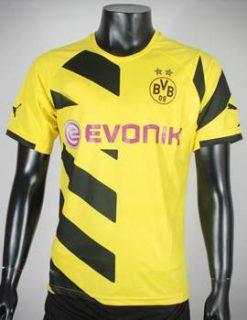 Áo Dortmund 2014-2015 sân nhàÁo Dortmund 2014-2015 sân nhà