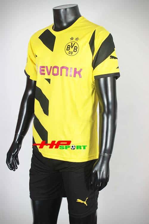 Bộ quần áo Dortmund 2014-2015 sân nhà