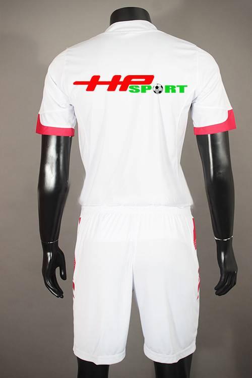 Mặt sau bộ quần Áo tuyển Việt Nam 2015 sân khách
