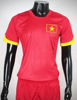 Áo tuyển Việt Nam 2014 sân nhà
