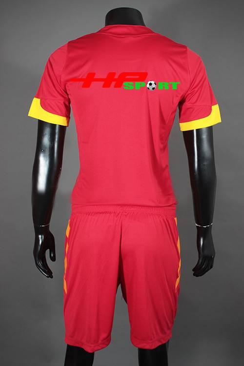Mặt sau Bộ quần Áo tuyển Việt Nam 2015 sân nhà