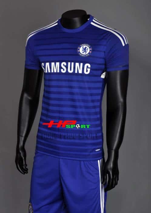 Bộ quần áo Chelsea 2015 sân nhà