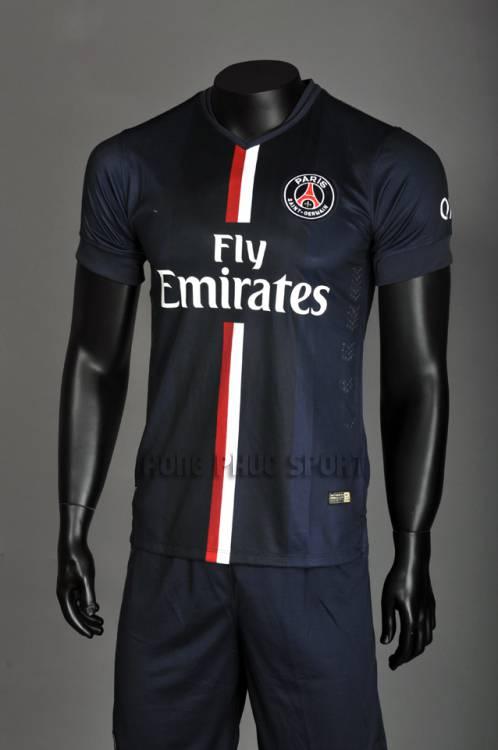 Bộ quần áo PSG sân nhà 2014-2015