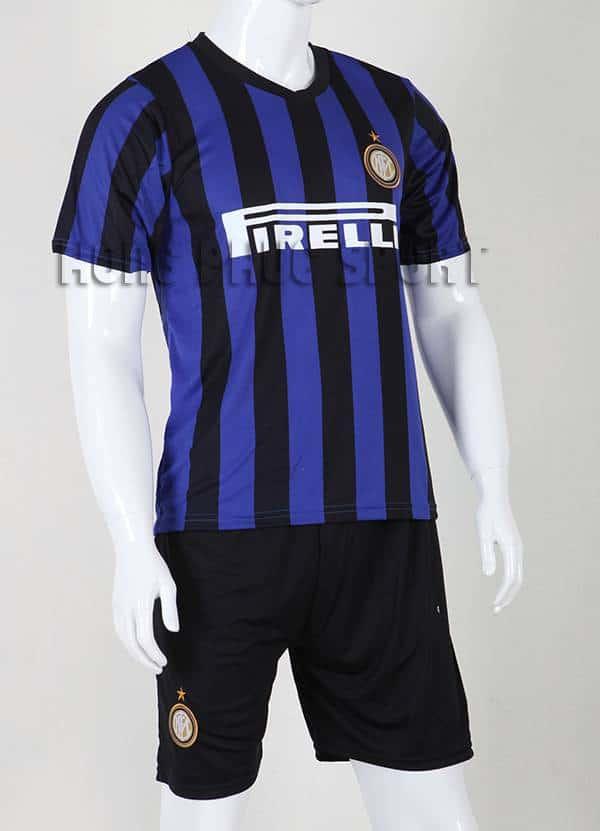 Bộ quần áo đá banh Inter Milan 2015-2016 sân nhà