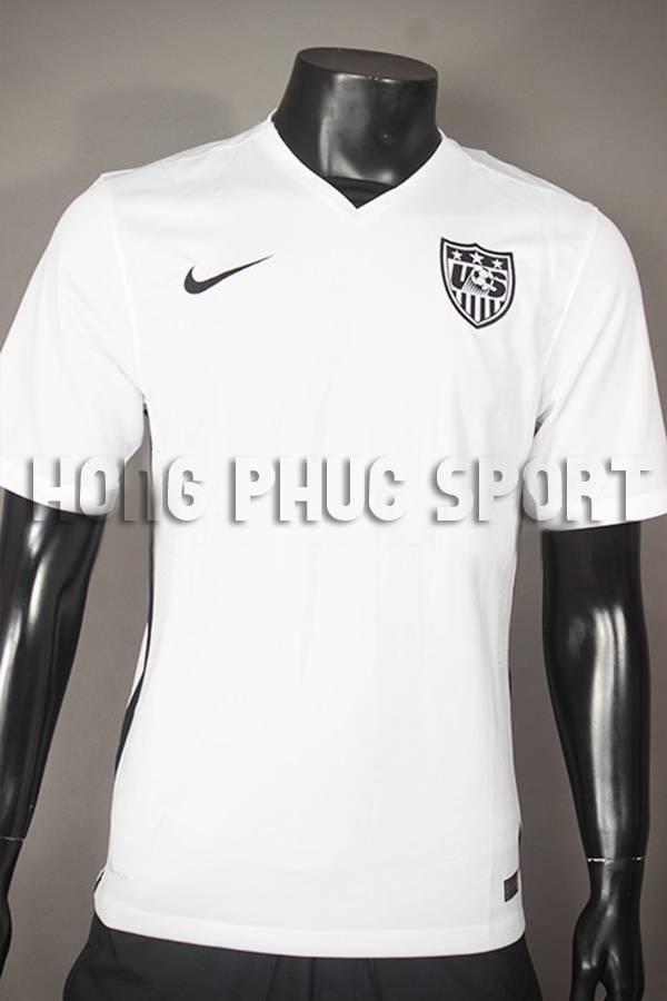 Bộ quần áo USA (Mỹ) 2015-2016 sân nhà màu trắng