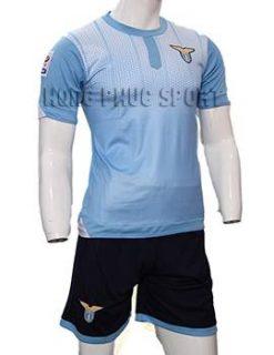 Bộ quần áo đá banh Lazio xanh 2015-2016 sân nhà