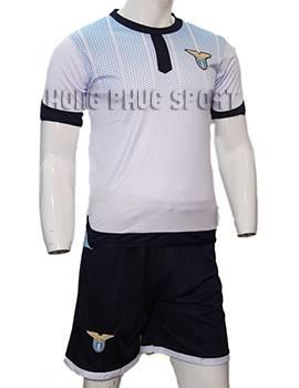 Mẫu áo Lazio 2015-2016 sân khách mẫu thứ 3 màu trắng