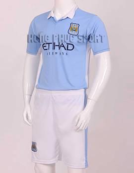 Đồ đá banh Man City 2015-2016 sân nhà