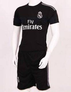 Đồ đá banh thủ môn Real Madrid 2015-2016 màu đen