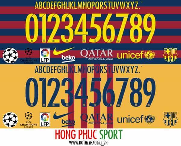 Font Barcelona 2015 2016