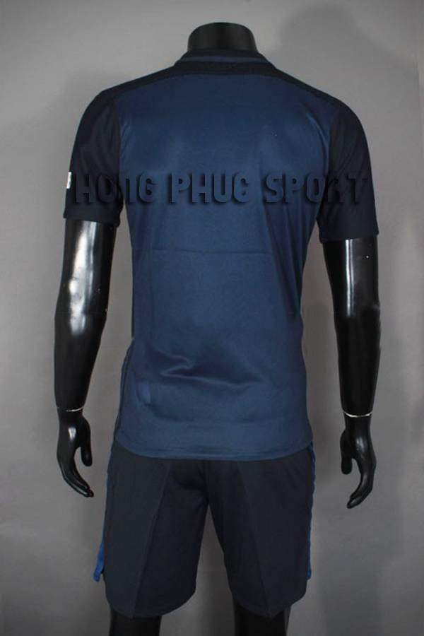 Lưng áo đá banh PSG 2015-2016 sân nhà Super Fake Thái Lan