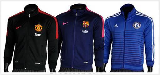 Bán sỉ áo khoác bóng đá