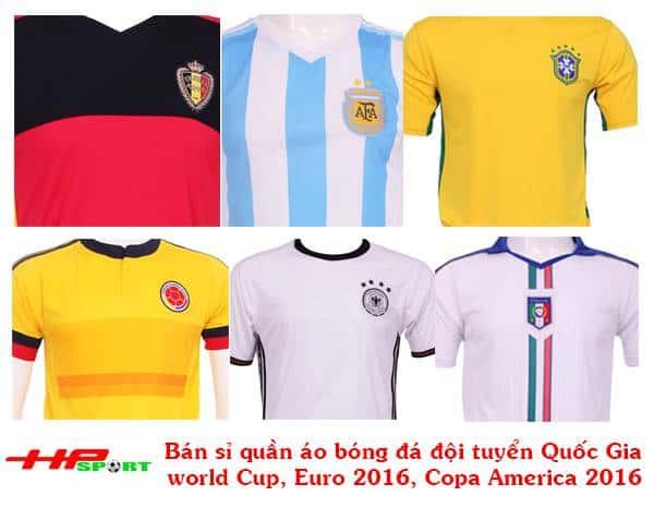 Bán sỉ quần áo bóng đá đội tuyển Quốc Gia