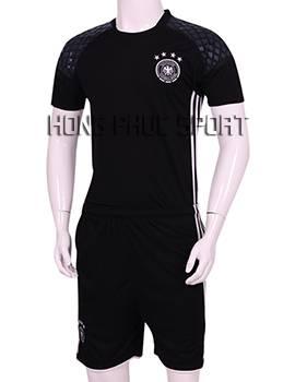 Đồ đá banh thủ môn Đức Euro 2016 màu đen