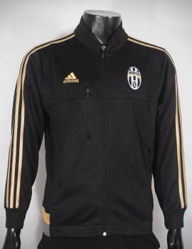 Áo khoác Juventus 2015-2016 màu đen phối vàng