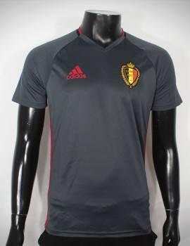 Mẫu áo Training tuyển Bỉ Euro 2016 màu xám