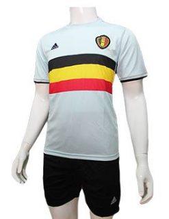 Mẫu quần áo tuyển Bỉ thi đấu Euro 2016 màu xanh ngọc
