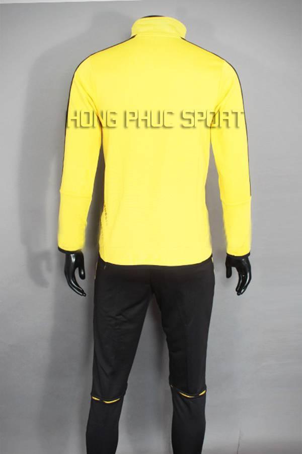 Bộ quần áo khoác Dortmund 2015-2016 vàng phối đen super fake Thái Lan