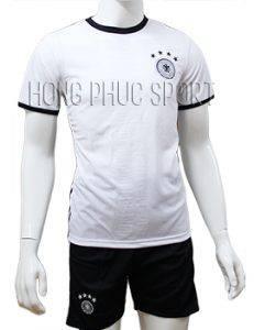 Mẫu áo tuyển Đức Euro 2016 sân nhà màu trắngMẫu áo tuyển Đức Euro 2016 sân nhà màu trắng
