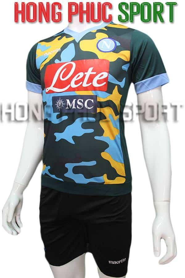 Bộ quần áo Napoli 2016 2017 sân khách