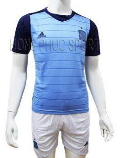 Mẫu quân áo thủ môn Tây Ban Nha Euro 2016 màu xanh biển