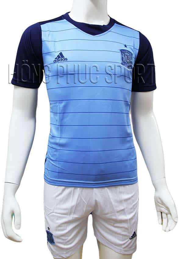 Bộ quân áo thủ môn Tây Ban Nha Euro 2016 màu xanh biển