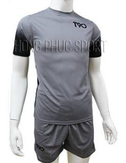 Mẫu áo T90 mầu xám không logo 2016 2017