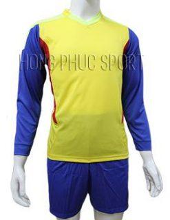 Mẫu quần áo thủ môn 2016 2017 vàng phối xanh
