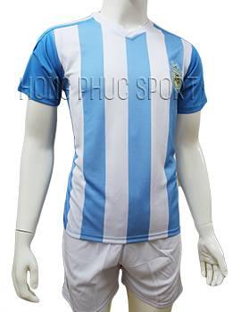 Mẫu áo tuyển Argentina Copa America 2016 2017 sân nhà