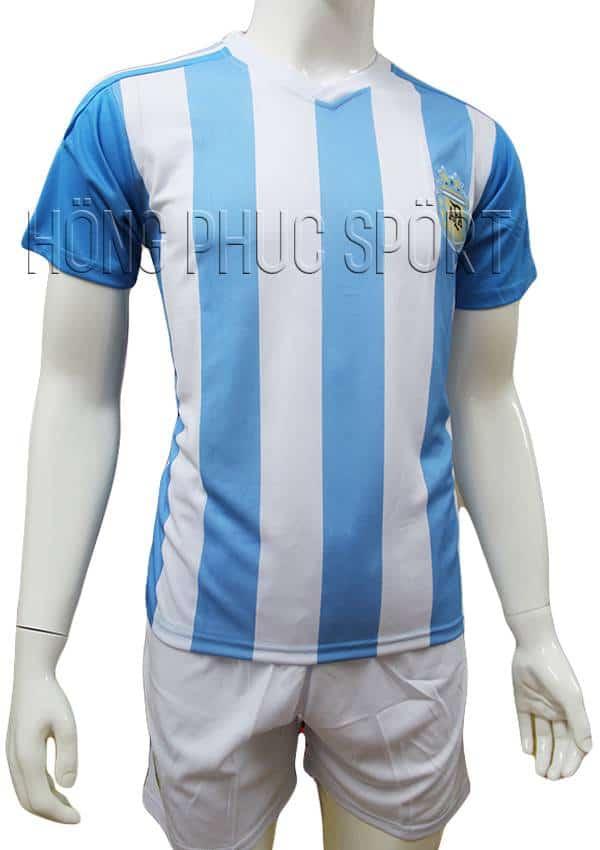 Bộ quần áo tuyển Argentina Copa America 2016 2017 sân nhà