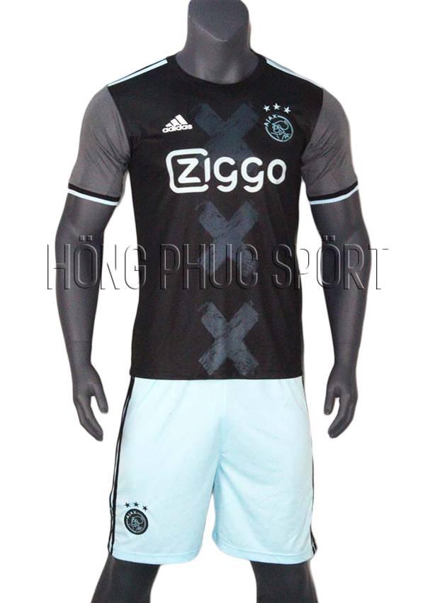 Bộ quần áo Ajax Amsterdam 2016 2017 sân khách Thái Lan Super fake