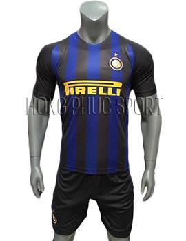 Mẫu áo Inter Milan 2016 2017 sân nhà