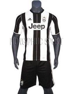 Mẫu áo Juventus 2016 2017 sân nhà Thái Lan Super Fake
