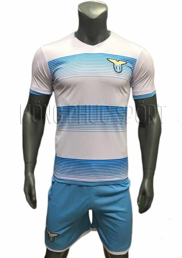 Bộ quần áo Lazio 2016 2017 sân khách mẫu thứ 3
