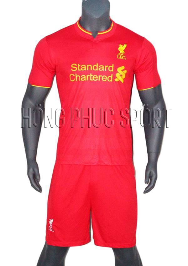 Bộ quần áo Liverpool 2016 2017 sân nhà Thái Lan Super Fake