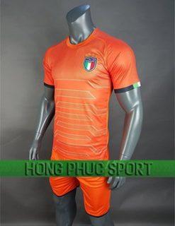 Mẫu áo thủ môn tuyển Italia 2018 2019 mầu cam