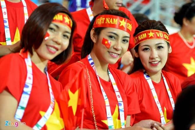 Mẫu áo cổ vũ U23 Việt Nam tại AFC Cup 2018