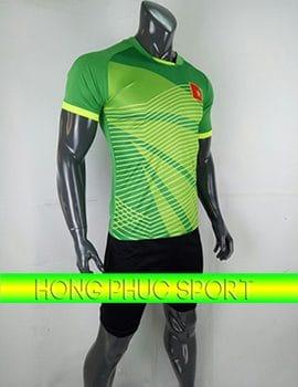 Bộ quần áo thủ môn Tiến Dũng U23 VIỆT NAM 2018-2019 xanh chuối
