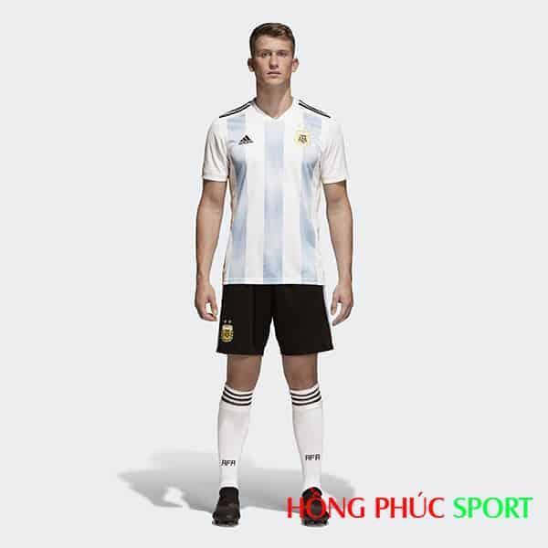 Tổng quan đồ thi đấu sân nhà Argentina tại World Cup 2018