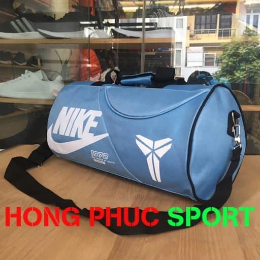 Túi trống thể thao Nike 1972 màu xanh ngọc