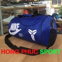 Túi trống thể thao Nike 1972 màu xanh dương