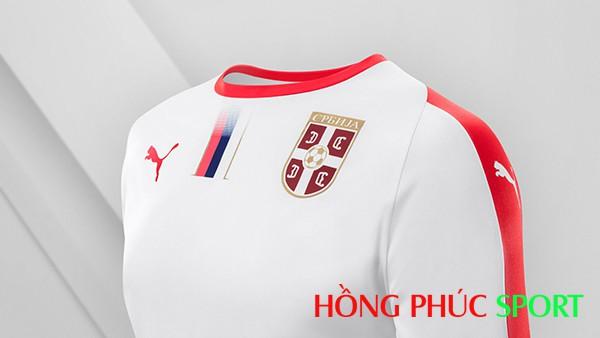 Áo đấu World Cup 2018 đội tuyển Serbia