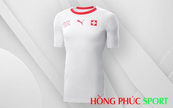 Áo đấu World Cup 2018 đội tuyển Thụy Sĩ