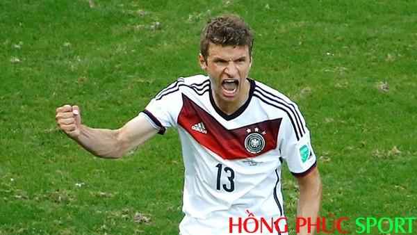 Luôn có một mối lương duyên giữa Muller và các kì World Cup