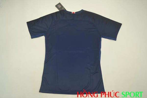 Áo đấu Paris Saint Germain (Fake) được công bố (phía lưng áo)