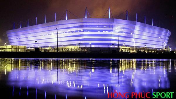 Sân vận động phục vụ World Cup 2018 KALININGRAD