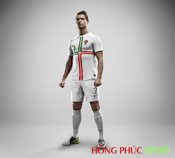 Tiếp tục là hình ảnh đội trưởng Ronaldo